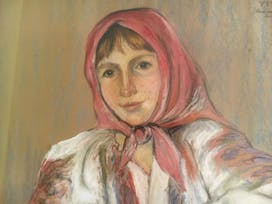 The Swiss Peasant Lady