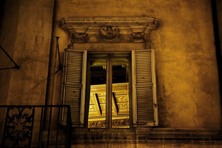 Sans Souci - Window of Perception